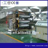 Chaîne de production de feuille de PVC