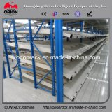 Warehouse Steel Roller Self-service Slide Shelf Rack