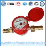 Singolo getto Watermeter per il tester acqua calda fredda/