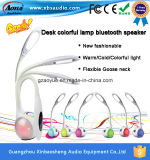 USB를 가진 2016 최신 Design LED Table Stand Lamp Bluetooth Speaker