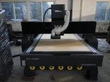 Machine de gravure sur bois CNC à tête unique à tête volante
