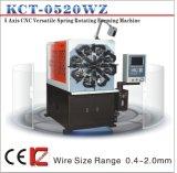 Kct-0520wz 2.0mm ressort souple de commande numérique par ordinateur de 5 axes tournant formant le ressort de Machine&Extension/Torsion faisant la machine