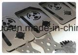 1-10mmの炭素鋼1000W CNCの金属板のファイバーレーザーのカッター