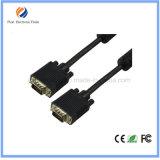 Qualité mini HDMI au câble du VGA avec des faisceaux de Ferriter