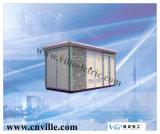 33kv ha prefabbricato la sottostazione unita distribuzione dell'alimentazione elettrica del trasporto di energia della sottostazione, sottostazione prefabbricata, sottostazione unita