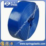Mangueira do PVC Layflat para a irrigação de gotejamento