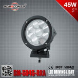 5W*9 45W CREE Chip LED Round Driving Light voor Cars (sm-5045-RXA)