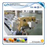 La máquina de reciclaje plástica del estirador de la pelotilla de la TPE