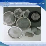 Сетка ячеистой сети 100% чисто серебряным сплетенная серебром