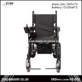 Sedia a rotelle elettrica registrabile di prezzi poco costosi