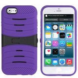 iPhone 6을%s 잡종 Kickstand Rugged Shockproof Cellphone Cases