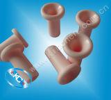 Guía de alambre de cerámica del ojeteador del alúmina para la bobina y la materia textil