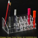 Porte-crayon acrylique populaire, porte-stylo