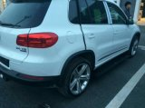 フォルクスワーゲンTiguanの自動車部品の踏板か電気側面ステップのため