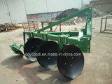 農業トラクターのハングの農場ディスクすき