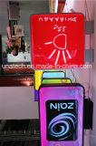 Interior / Al aire libre LED Light Box Vacuum Display Billboard