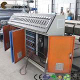 Linha de produção decorativa de placa de plástico / placa de espuma de PVC WPC Fazendo máquina parafuso duplo