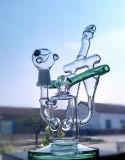 最もよい工場価格カラーガラス煙る管