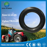 Alta qualidade da oferta da câmara de ar interna do pneumático butílico e natural do trator