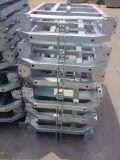 Висеть с платформой лесов стальной работы веревочки провода