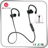 Oído-Gancho de leva estéreo Earbuds sin hilos del auricular de Bluetooth para la promoción