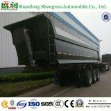 Della Cina Hyva del cilindro dell'estremità del ribaltatore del deposito del contenitore del carico del camion rimorchio pratico semi