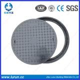 En124 A15 FRP D600 프레임을%s 가진 Lockable 맨홀 뚜껑