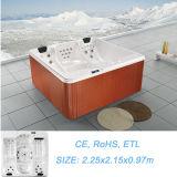中国のマッサージの浴槽の温水浴槽の屋外の鉱泉