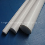 POM branco Rod com Isolation Resistance