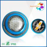 304 luz de la piscina del acero inoxidable LED (HX-WH298-144S)