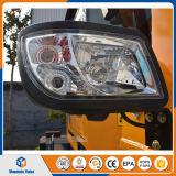 Kompaktes Consturction Geräten-Minirad-Ladevorrichtung für Verkauf