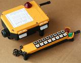 Zweistufiger Druckknopf-Kran-Radio-Fernsteuerungs16 Richtungen F24-16D