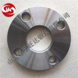Bride de collet de soudure d'acier du carbone (norme ANSI B16.5)