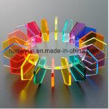 Feuille matérielle de plexiglass de feuille de la qualité PMMA de Buliding