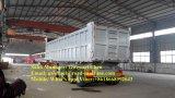 3 Axles трактора Dumper Tipper трейлер Semi