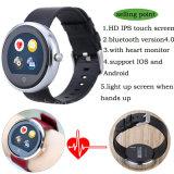 Nieuw Ontwikkeld Slim Horloge Bluetooth voor Ios en Androïde (D360 II)