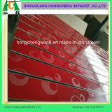 PVC에 의하여 직면되는 배열된 MDF