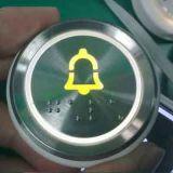 Elektrisches Push Button Lift Button mit Blindenschrift (SN-PB960)