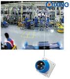 Штепсельная вилка установленная панелью 16A IEC/Cee 60309-2 электрической, 32A, 63A, 125A