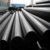 Pijp van het Staal van ASTM A106/API5l Gr. B de Zwarte Naadloze