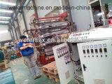 cadena de producción de la tarjeta del PE de 1500m m máquina de la protuberancia con el certificado del Ce