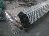 Tubo de acero oval soldado del negro de carbón