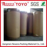 1620mm, 1280mm, 980mm clairs et roulis de logarithme naturel auto-adhésif de bande d'emballage de Brown BOPP