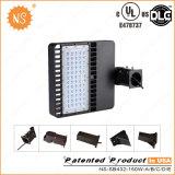 La luz del rectángulo de zapato de la luz 150W LED del estacionamiento con la UL enumeró