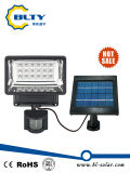 Solar 18 LEDs Bright Light Detecção de Movimento PIR Sensor Lamp