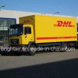 La distribution exprès de expédition rapide porte-à-porte de DHL de Chine à Tajikistan