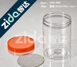 De Milieuvriendelijke Dubbele Plastic Kruik van uitstekende kwaliteit van de Muur 250ml 500ml 800ml 1000ml