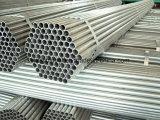 Труба украшения конструкции гальванизированная ERW стальная