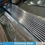 中国の製造所によって電流を通される鋼鉄波形の屋根ふきシート