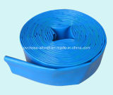 Земледелия полива воды PVC баггерный шланг разрядки пластичного Layflat гибкий